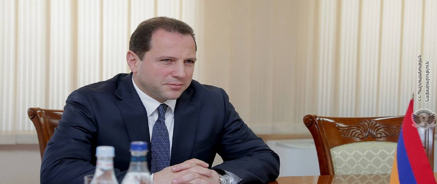 "Minister of the defense Davit Tonoyan has been elected as a Chairman of Board of Trustees of ""Insurance foundation for servicemen"""